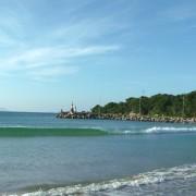 Praia da Barra da Lagoa Floripa