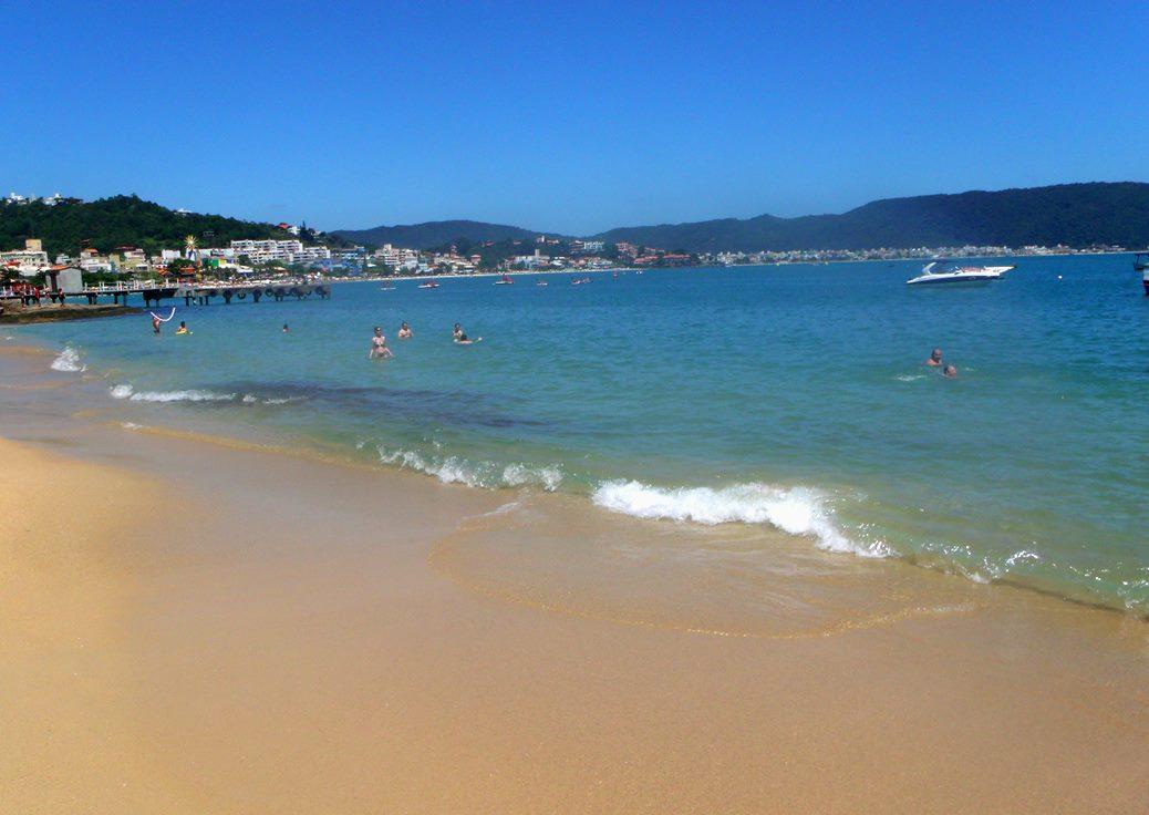 Praia do Embrulho - Bombinhas