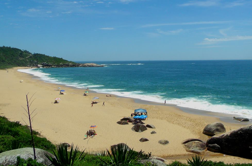 Praia de Taquarinhas - Balneário Camboriú