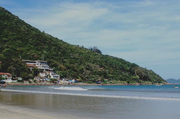 Pântano do Sul – Florianópolis