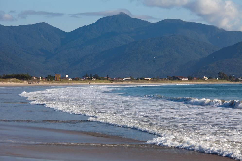 Praias da Enseada da Pinheira