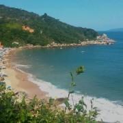 Praia da Tainha Bombinhas