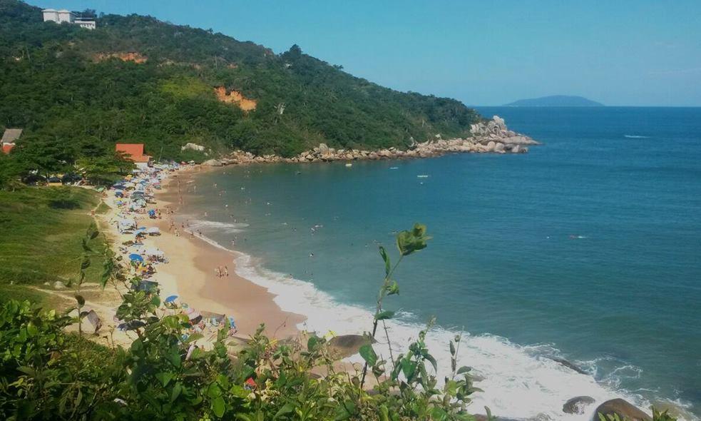 Praia da Tainha - Bombinhas