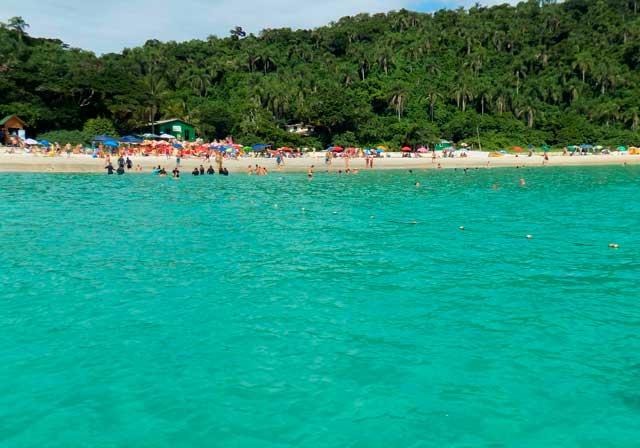 Foto Ilha do Campeche Florianópolis