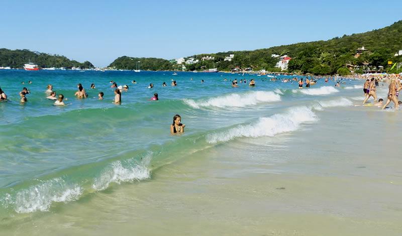Praias de Bombinhas – Santa Catarina