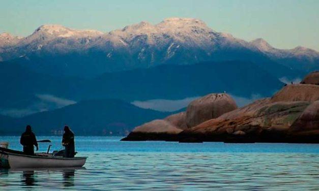 Pode nevar no litoral de Santa Catarina? Pode sim, veja as fotos!