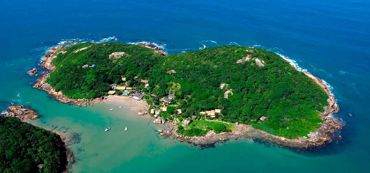 Pousada Ilha do Papagaio - Palhoça