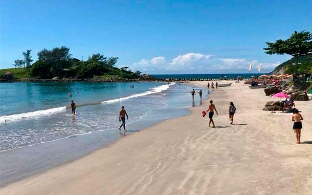 Praia Armação Florianópolis Mapa Melhores Praias Florianópolis