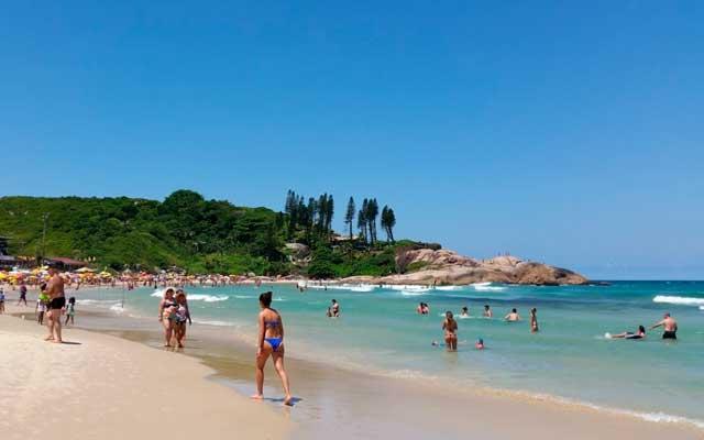 Praia da Joaquina Florianópolis Mapa Melhores Praias Florianópolis