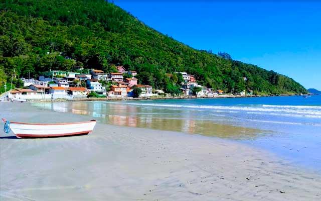 Pântano do Sul Florianópolis Mapa Melhores Praias Florianópolis