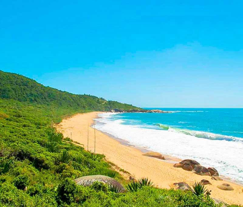 Praia de Taquarinhas Balneário Camboriú