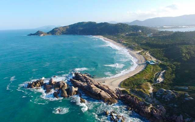 Praia Mole Florianópolis Mapa Melhores Praias Florianópolis